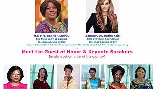 19 African First Ladies to participate in the Merck Foundation Annual Online Conference on 27th April 2021