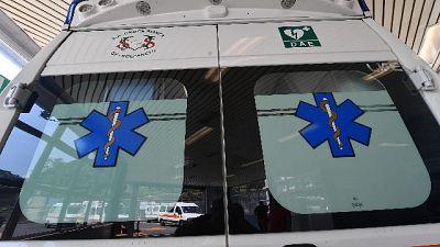49enne colpita con piu' fendenti alla schiena, operata stanotte