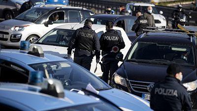 Indagine a Torino della polizia stradale