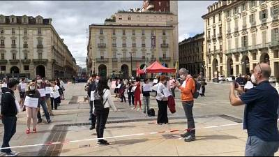 'Per 50 ragazzi non basta mezza piazza Castello'