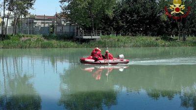 Tragedia accaduta sul Brenta, in Veneto