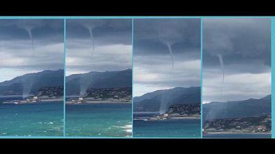 Meteorologo, fenomeno legato alla forte instabilità atmosferica