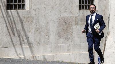 Ministro parla dopo l'incontro con Conte a P.Chigi