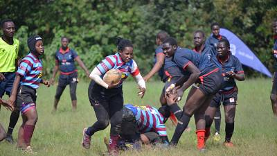 Women's Regional 10s register Successful Second Round