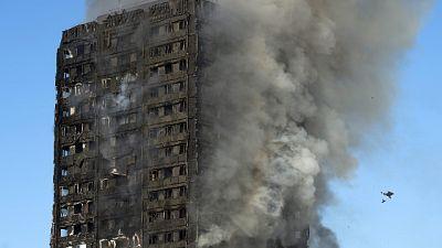 Nell'incendio a Grenfell Tower morì coppia di ingegneri veneti