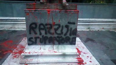 Proteste antirazziste, Sentinelli avevano chiesto la rimozione
