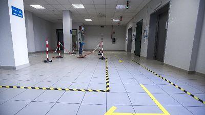 Circoscritto focolaio Garbatella. Sabato stop center S.Filippo