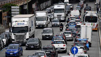 Per spostamenti turisti verso riviere traffico va in tilt