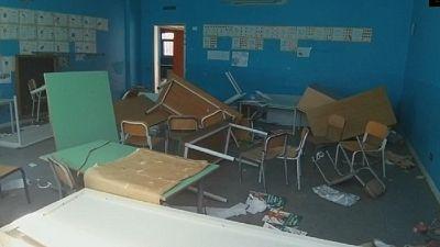 """Dopo ennesimo raid vandalico. """"Questa scuola fa paura"""""""