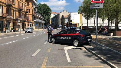 Ivrea, identificati dai carabinieri gli autori dell'aggressione
