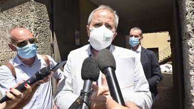 Professore interpellato su casi ospedale Alzano