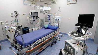 Stabile il dato dei malati nelle terapie intensive