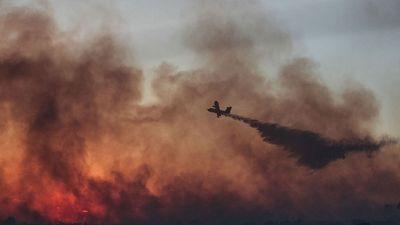 Intervenuti vigili fuoco e protezione civile