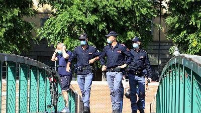 Polizia, nessun abuso. Video su operazione a Verona