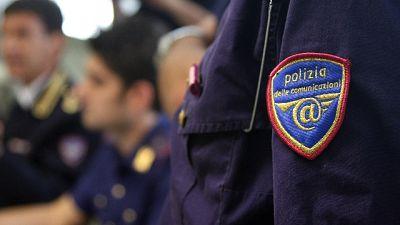 Polizia postale, avevano video di pedofilia e di decapitazioni