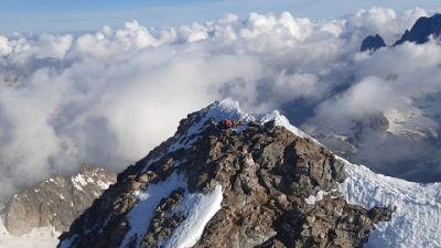 Alpinisti avevano problemi con materiali,intervenuto elisoccorso