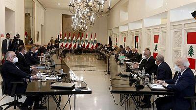 الرئيس اللبناني يطلب من الأجهزة الأمنية التشدّد في مكافحة عمليات التهريب