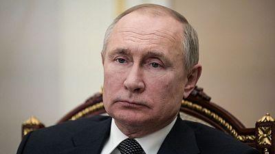 الكرملين: بوتين والأسد بحثا إمكانية تزويد سوريا بلقاحات مضادة لكورونا