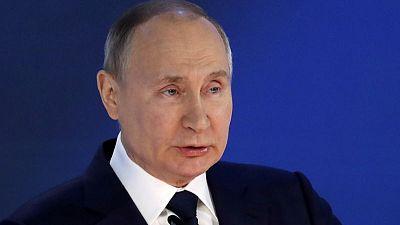 الكرملين: لم يتم الاتفاق بعد على موعد ومكان قمة بوتين وبايدن