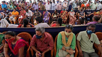El Gobierno federal de India deja en manos de los estados la importación de vacunas -fuente