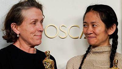 Audiencia de TV de ceremonia de los Oscar en EEUU se hunde a mínimo histórico
