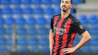 UEFA investiga supuestos lazos de Ibrahimovic con compañía de apuestas