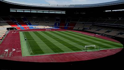 La Liga española planea el regreso de los aficionados a partir del 9 de mayo -Cope
