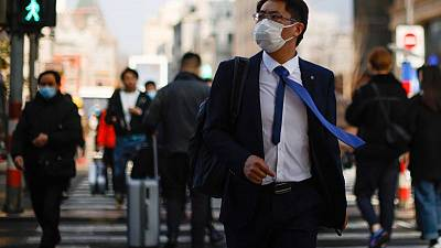 الصين تسجل 11 إصابة جديدة بفيروس كورونا
