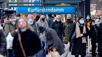 إصابات كورونا في ألمانيا ترتفع 10976 حالة