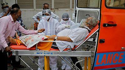 الإمدادات الطبية تتدفق على الهند مع اقتراب وفيات كورونا من حاجز 200 ألف