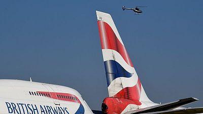 """CEO de British Airways dice que corredor de viajes entre Reino Unido y EEUU es una """"gran oportunidad"""""""