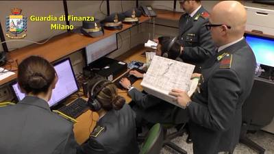 Per acquisizioni documenti in inchiesta Procura Milano