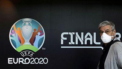 اليويفا بصدد زيادة حجم التشكيلة إلى 26 لاعبا في بطولة أوروبا 2020