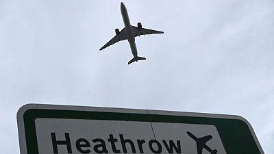 Reino Unido rechaza la solicitud de Heathrow de un colchón pandémico