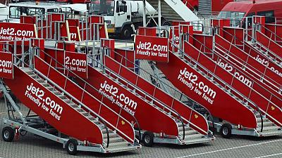 La británica Jet2 dice que las reservas de invierno son alentadoras, la temporada de viajes se retrasa
