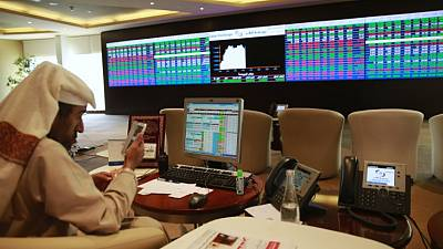 أسواق الخليج الرئيسية تغلق متباينة، والبتروكيماويات تدعم قطر