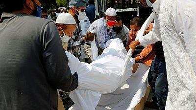 وفيات كورونا في الهند تتجاوز 200 ألف بعد زيادة قياسية في الإصابات