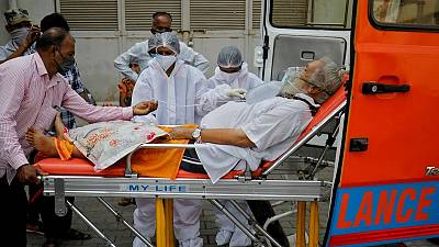 Medical supplies flow into India as COVID-19 deaths near 200,000