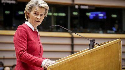 """رئيسة المفوضية الأوروبية: خطة التعافي """"فرصة القرن"""" للاتحاد الأوروبي"""