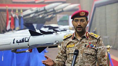 حركة الحوثي اليمنية تعلن شن هجوم بطائرة مسيرة على قاعدة جوية  في جنوب السعودية