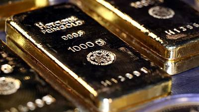 SONDEO-Analistas recortan previsión de precios oro en medio de recuperación de la economía