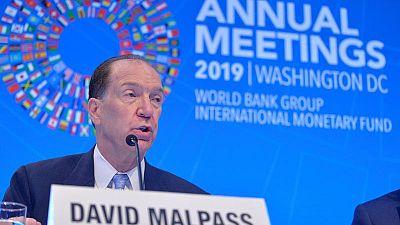 رئيس البنك الدولي يبحث مع وزير مالية فرنسا توزيع لقاحات كورونا ومساعدة الدول الفقيرة