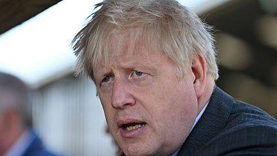 Boris Johnson, bajo presión por las obras de reforma en su apartamento