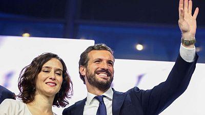 Balas en el correo: Amenazan de muerte a la candidata  en las elecciones de Madrid Díaz Ayuso