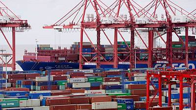 La participación de China en las exportaciones mundiales creció durante la pandemia