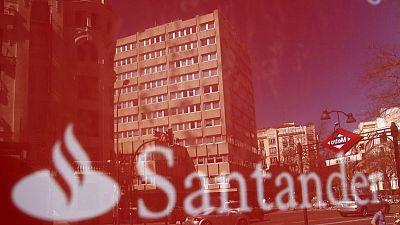 Santander multiplica por cinco su beneficio gracias a la reducción de las provisiones