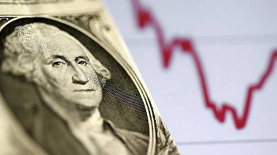 El dólar repunta con los rendimientos en EEUU a la espera del discurso de la Fed y de Biden
