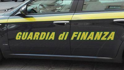 Bloccati dalla Guardia di Finanza a largo di Sant'Antioco