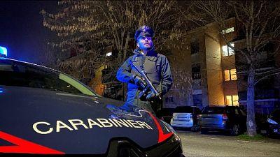 Bloccato da carabinieri Napoli e autorità spagnole