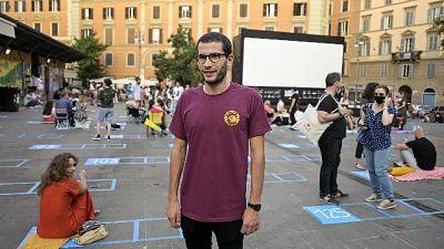 Sabato scorso Valerio Carocci è stato anche aggredito